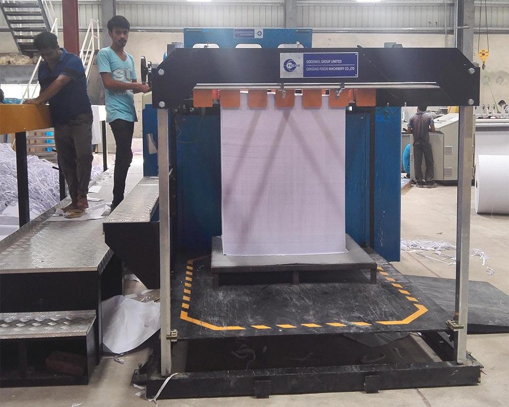 1400 sheet cutter machine