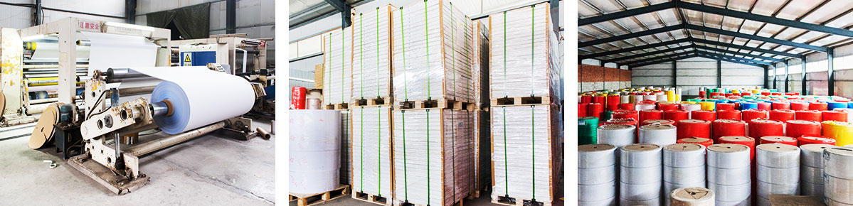 Qingdao Focus Paper Co., Ltd,