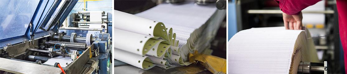 Focus Brand Carbonless Paper Continuous Form